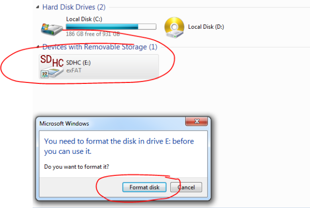 Step By Step Data Recovery Guide On Corrupted SD Card - Aesonlabs®